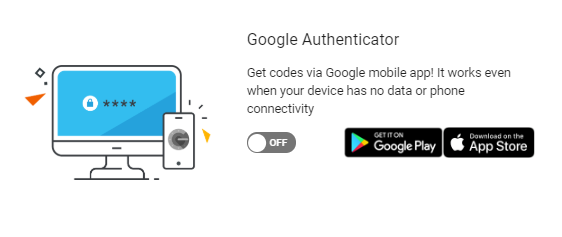 How to change (2-Factor) SMS token authentication to Google