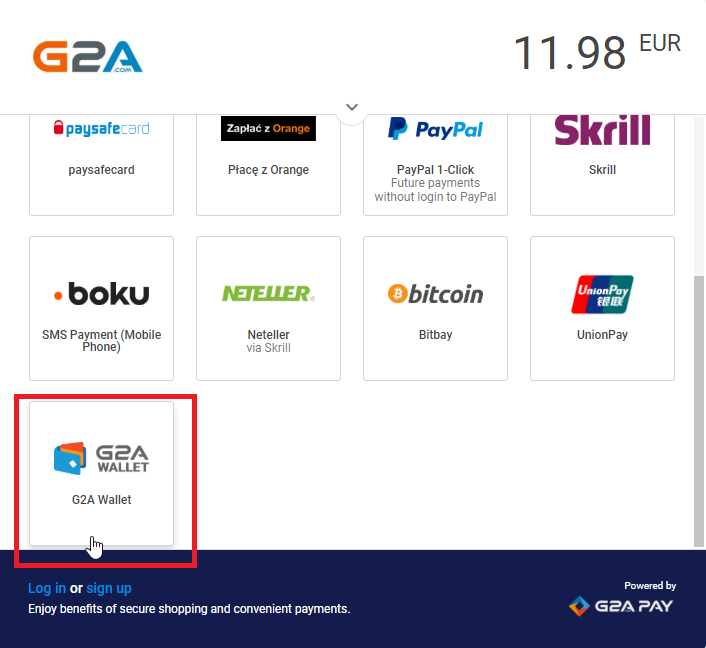 g2a wallet everything you should know support hub g2a com