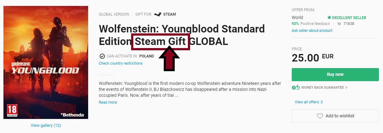 Steam Offers