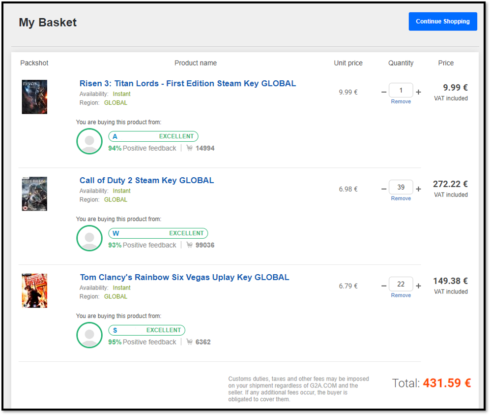 How can I buy wholesale on G2A COM? - Support Hub - G2A COM