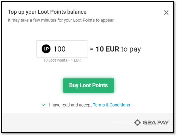 What is G2A LOOT? How does it work? - Support Hub - G2A COM
