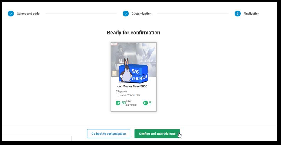 G2A LOOT Case Creator - Support Hub - G2A COM