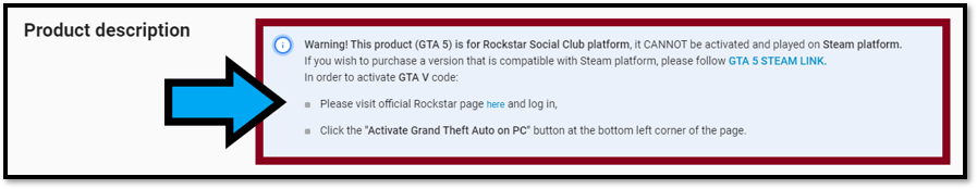 I bought a digital product on G2A COM Marketplace  How do I activate